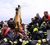 Lehrgang Schiffsbrandbekämpfung